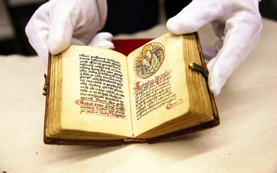 Mittelalterliche Handschriften